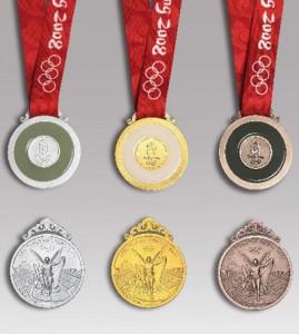 Призеры Олимпиады в Пекине получат нефритовые медали