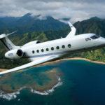 Заказать Gulfstream G650 для перелета на Олимпийские игры