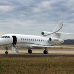 Заказать Falcon 900B для перелета на Олимпийские игры