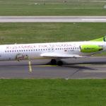 Заказать Fokker 100 для перелета на Олимпийские игры